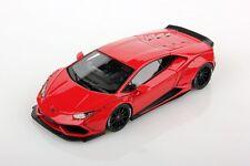 LOOKSMART LOOLS461A - Lamborghini Huracan LB performance rouge Mars 2016  1/43
