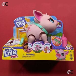 Little Live Pets My Pet Pig - In Stock READY TO SHIP TODAY!