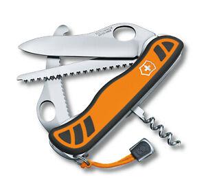 Victorinox - Couteau Suisse Hunter XT Bi-Matière Orange 6 Fonctions - 0.8341.MC9