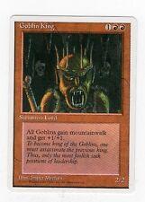 Goblin King - 4th Edition Series - 1995 - Magic the Gathering