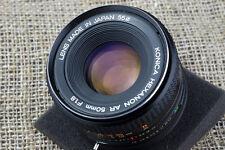 Konica Hexanon 50mm 75mm 1.8 Lens FIT Canon EOS EF M mount M2 M3 M6 M10 camera