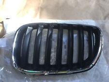 Bmw X5 E53 N/S LEFT Front KIDNEY GRILL BRAND NEW 04-06 Genuine