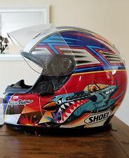Shoei Rich Oliver Replica Helmet Large Troy Lee Designs
