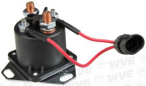 Diesel Glow Plug Relay WVE BY NTK 1R1878