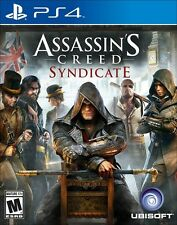 Assassin's Creed: Syndicate PS4 [Brand New]