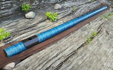 New Professional Ellis Earth Tone Bass Bansuri Wood Flute low B