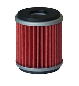Hiflofiltro OE Quality Oil Filter (HF140) Fits YAMAHA MT125 (2015 to 2020)