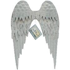 """Angel Wings Wall Decor Vintage Style Metal Angel Wings 10.5"""""""