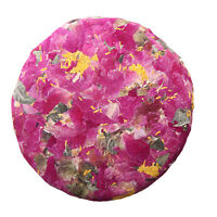 200g Flower Tea Cake Blooming Tea Peony Nectar Scented Herbal Tea Green Food 牡丹花