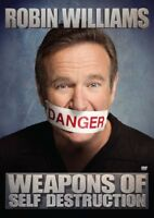 Robin Williams - Weapons of Self Destruction [New DVD] Explicit