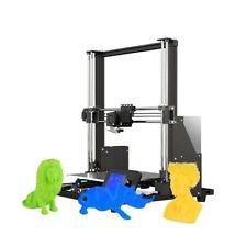 Anet A8 Plus Imprimante 3D de bricolage haute précision 300 * 300 * 350mm Neuve
