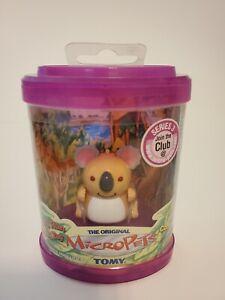 MicroPets Series 3 Oz The Koala By Tomy 2003 NIB