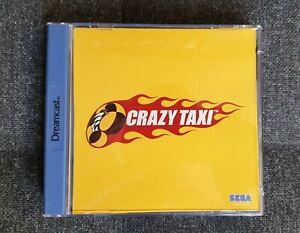 Crazy Taxi - Jeu SEGA Dreamcast PAL