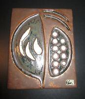 keramikbild ___abstrakt ____schäffenacker - keramik