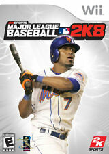 Major League Baseball 2K8 WII New Nintendo Wii