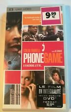 SONY PSP PHONE GAME (COLIN FARREL FILM) UNIVERSAL MEDIA DISC EXCELLENT CONDITION