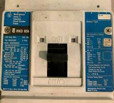 Westinghouse Hkd3400F, 400 Amp, 600 Volt, Circuit Breaker