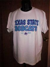 NEW Texas State Bobcats Shirt MENS L LARGE by J.America 28WS