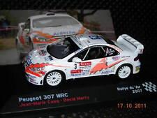 Peugeot 307 WRC du rallye du Var de 2007