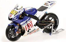 MINICHAMPS 122 083146 YAMAHA YZR-M1 diecast bike ROSSI Indy MotoGP 2008 1:12th