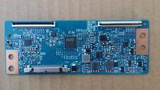 T-Con Logic Board Part 43T01-COB T430HVN01.0  VIZIO ELST4316S TV w/ E7A1M Serial