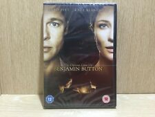 The Curious Case of Benjamin Button DVD New & Sealed