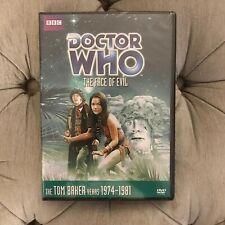 Doctor Who Tom Baker Story 89 The Face of Evil DVD BBC Brand New