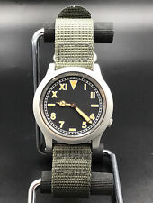 SEIKO 5 - 7S26-02JO - Army Style Automatic 21 Jewel Men Watch