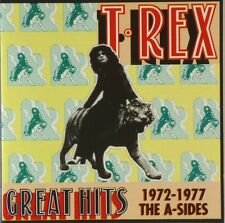 CD - T-Rex - Great Hits - 1972-1977 The A-Sides - #A1376