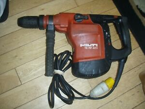 Hilti TE 76P-ATC Heavy Duty Breaker/SDS Hammer drill. 110v