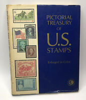 1974 Pictorial Treasury of U.S. Stamps - The Story behind US Stamps (1974)