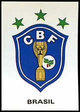 Brasil #20 World Cup Story Panini Sticker (C350)