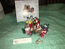"""Charming Tails """"May Your Holiday Be Filled With Hidden Charms"""" Christmas Minis"""