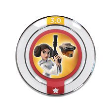 Disney Infinity 3.0 Star Wars Princess Leia Boushh Disguise Ability Power Disc