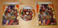 Street Fighter 4 Xbox 360 complet comme neuf