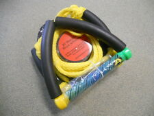 20' Wake Surf Rope (Yellow)