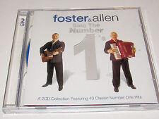 FOSTER & ALLEN - SING THE NUMBER 1'S CD