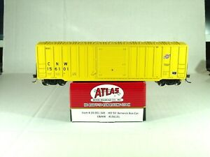 ATLAS HO SCALE 50' BERWICK BOX CAR CHICAGO & NORTHWESTERN 20001349