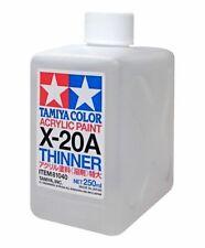 Tamiya 81040 X-20A Acrylic Paint Thinner 250ml Bottle.