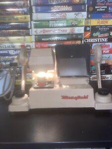 "Vintage Mansfield model 650 ""Fairfield"" model 8mm Movie Film Reviewer/Editor"
