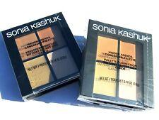 Sonia Kashuk Hidden Agenda Concealer Palette Lot of 2 New Medium 08 Free Ship