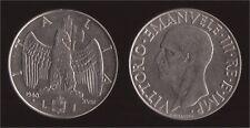 1 LIRA 1940 IMPERO ANTIMAGNETICA - VITTORIO EMANUELE III Q.FDC/aUNC