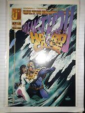 Hardcase #7 (1993 Series, Ultraverse, December 1993, Malibu)