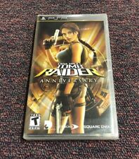 Lara Croft Tomb Raider Anniversary (Sony PSP, 2007) Brand New
