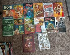 The Goon lot TPB 0-5 &10-15, Fancy Pants  vol 3, and ChinaTown HC