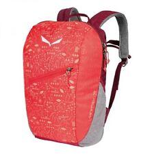Mochilas de acampada y senderismo color principal rojo