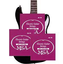 Gitarrensaiten - für E-Gitarre ^^^ DREI SATZ ^^^ SK50 Markenqualität 010 - 046