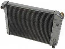 1972-79 6 or Small Block V8 with Automatic Trans 3 Row Copper/Brass Radiator