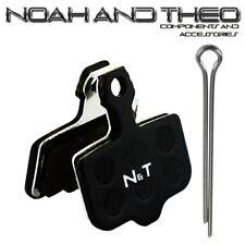 N&T Avid DB1 DB3 c carbone SRAM DB5 VIA GT X9 X0 XX semi metallic disc brake pads