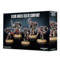 Warhammer 40K - Blood Angels Death Company  - Brand New in Box! - 41-07